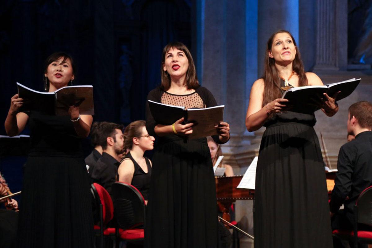 """""""King Arthur"""" di Purcell al Teatro Olimpico di Vicenza"""